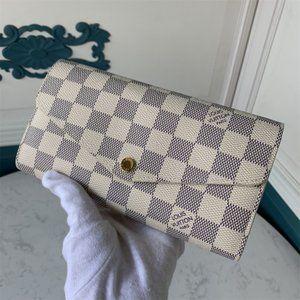 L&V N63208 fashion SARAH wallet G*